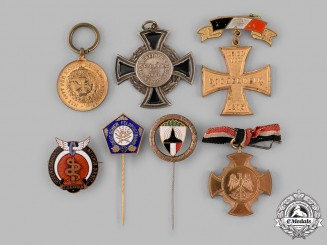 Germany, Imperial. A Lot of Veterans Badges and Pins