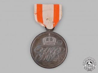Prussia, Kingdom. A General Honour Medal, II Class