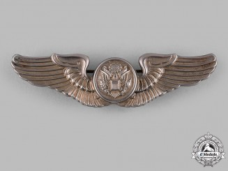 United States. An Army Air Force Aircrew Badge, by N.S Meyer, c. 1943