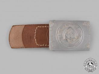 Germany, RAD. A Reich Labour Service (Reichsarbeitsdienst) EM/NCO's Belt Buckle by Julius Kremp