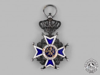 Netherlands, Kingdom. An Order of Orange-Nassau, V Class Knight, c.1920