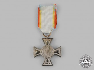 Mecklenburg-Strelitz, Grand Duchy. A Cross for War Merit, II Class, c.1916
