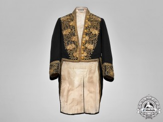 Japan, Imperial. An Court Uniform for an Imperial Appointee