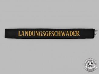 Germany, Imperial. A Landungsgeschwader Cap Ribbon