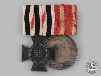 Germany, Empire. A Widows Cross Medal Pair
