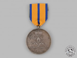 Schwarzburg-Rudolstadt, Principality. A Medal for Merit in War