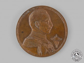 Germany, Imperial. A 1914 Inaugural Berlin German Army Combat Games Medal