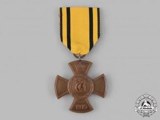 Württemberg, Kingdom. A Wilhelm Cross for Merit in War