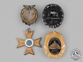 Germany, Imperial. A Lot of Badges