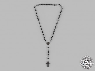Germany, Imperial. An Army Iron Cross Patriotic Rosary
