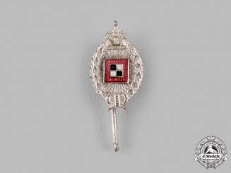 Germany, Luftstreitkräfte. A Prussian Observer Badge Stick Pin