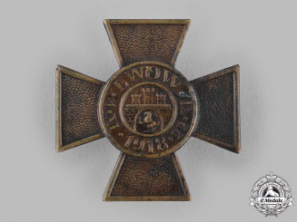 Poland, II Republic. A Cross for the Defenders of Lwów, by E.M. Unger