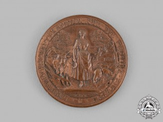 Germany, Imperial. A Province of Saxony Agricultural Merit Medal