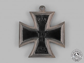 Germany, Imperial. An 1870 Iron Cross, Exhibition Example, ca. 1910