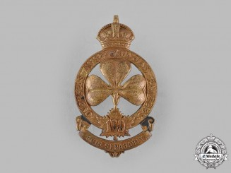 Canada, CEF. A 199th Infantry Battalion Cap Badge, c.1915