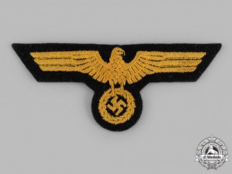 Germany, Kriegsmarine. An EM/NCO's Breast Eagle
