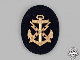 Germany, Kriegsmarine. An EM/NCO Teletypist's Specialist Insignia