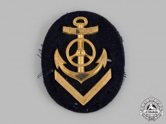 Germany, Kriegsmarine. An EM/NCO's Senior Transport Specialist Insignia