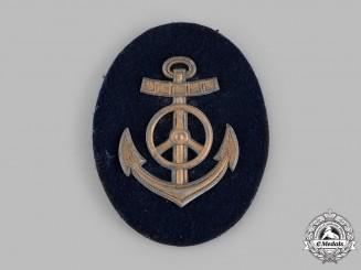 Germany, Kriegsmarine. An EM/NCO's Transport Specialist Insignia
