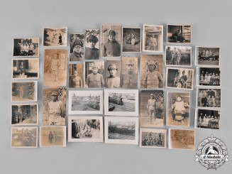 United States. A Large Collection of American-Japanese Second War and Post-War Period Photographs