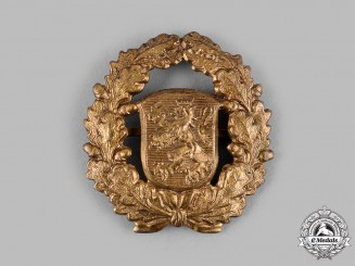 Germany, Third Reich. A Sudetenland Cap Badge