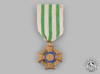 Saxony, Kingdom. An Honour Cross for Voluntary War Assistance