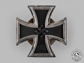 Germany, Wehrmacht. A 1939 Iron Cross I Class by Funcke & Brüninghaus