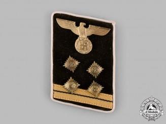 Germany, NSDAP. An Orts-Level Hauptgemeinschaftsleiter Collar Tab