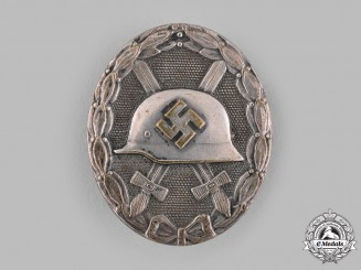 Germany, Wehrmacht. A Wound Badge, Silver Grade