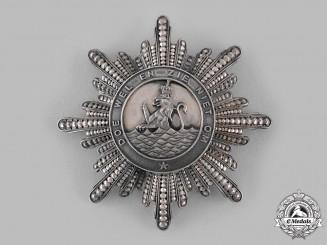 Netherlands, Kingdom. A Royal Order of Holland, Grand Cross Star, c.1880
