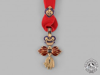 Austria, Imperial. An Order of the Golden Fleece in Gold, Neck Badge, by C. F. Rothe, c.1925