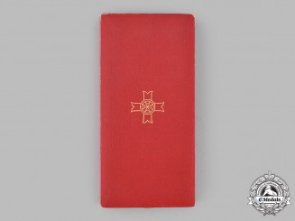 International. A Sovereign Military Hospitaller Order of Saint John of Jerusalem, of Rhodes and of Malta, Commander's Case