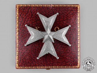 Sweden, Kingdom. An Order of the North Star, I Class Commander Star, c.1920