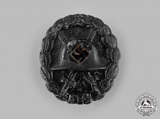 Germany, Wehrmacht. A Wound Badge, Black Grade, Legion Condor