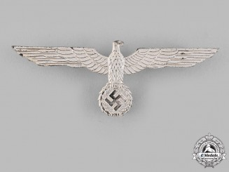 Germany, Heer. An Officer's Summer Tunic Breast Eagle