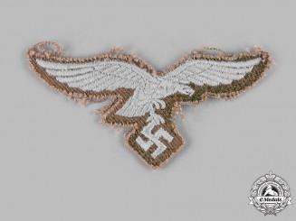 Germany, Luftwaffe. A Luftwaffe Fallschirmjäger Smock Eagle (Sumpfmuster '44 camo)
