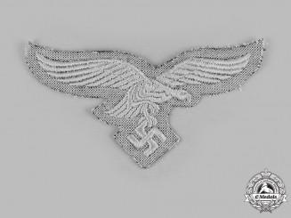Germany, Luftwaffe. A Luftwaffe Light Blue Field Shirt Breast Eagle