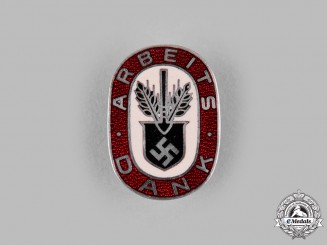 Germany, RAD. A RAD Arbeitsdank/Labour Appreciation Badge
