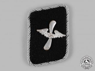 Germany, SS. An Allgemeine SS Fliegersturm Collar Tab