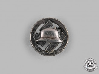 Germany, NSDFBSt. A National Socialist League of Frontline Fighters Stahlehlm Membership Badge