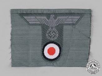 Germany, Heer. A Heer EM/NCO's M43 Cap Eagle