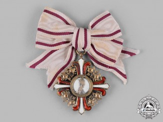 Austria, Imperial. An Order of Elisabeth, II Class (Collectors Copy)