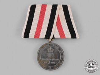 Germany, Imperial. A War Medal for Non-Combatants 1870/1871