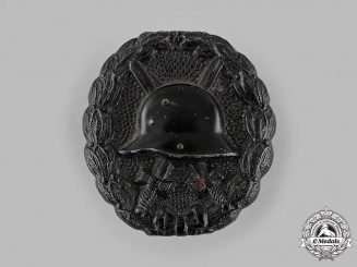 Germany, Imperial. A Wound Badge, Black Grade