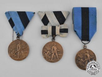 Estonia, Republic. A Lot of Medals of the Estonian Independence War