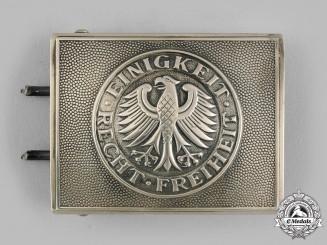 Germany, Federal Republic. A Bundeswehr EM/NCO's Belt Buckle