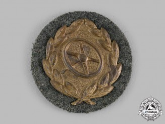 Germany, Wehrmacht. A Driver Proficiency Badge, Bronze Grade