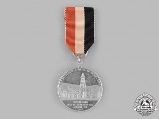 Germany, Imperial. A Church of the Redeemer Kaiser Wilhelm II Medal