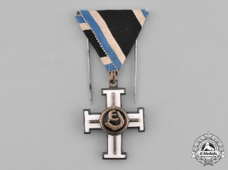 Estonia, Republic. An Estonian Cross of Liberty, I Grade, III Class