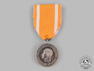 Prussia, Kingdom. A Merit Medal for Rescue from Danger, c.1900